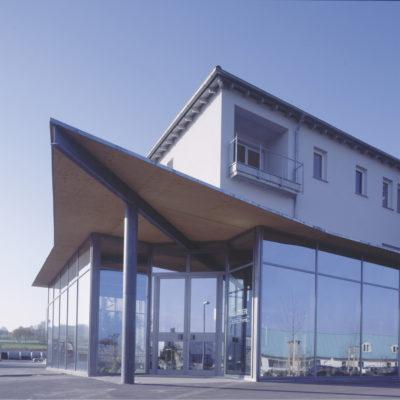 Firmengebäude Itter GmbH