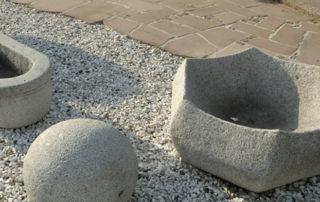 Schalen aus Stein